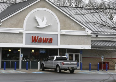 The Wawa store in Howell, as seen in 2015