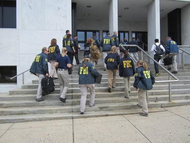 Photos: Trenton City Hall is raided by FBI in expanding probe of Mayor Tony Mack