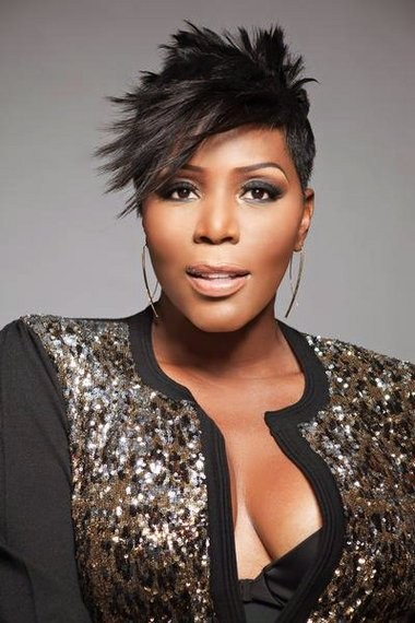Comedian Sommore, once known to her Trenton neighbors and classmates as Lori Rambough, returns to her hometown to perform at the Patriots Theater tomorrow night.