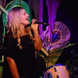 FoxCats, featuring singer Brielle Lyn Appleton, perform at Triumph in New Hope on Jan. 4