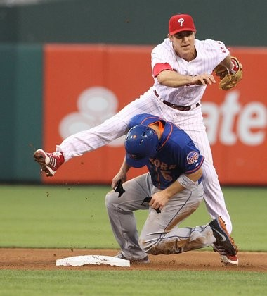 Will Chase Utley still be at the top of his game during the life of the contract extension he recently signed?
