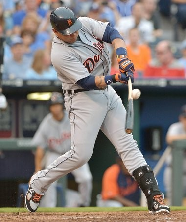 Add the Detroit Tigers' Miguel Cabrera to the list of players who has record-setting seasons derailed by injuries.