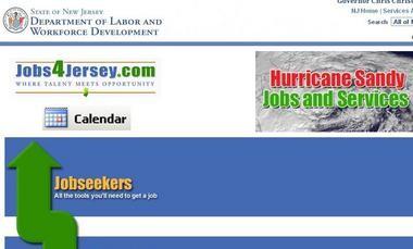 The jobs4jersey.com website.