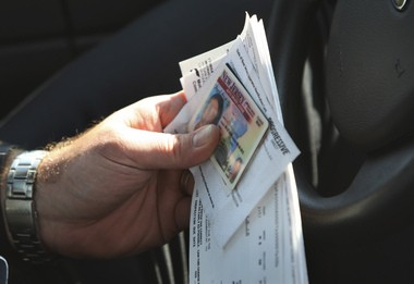 A Middlesex County lawmaker's bill would allow drivers in New Jersey to join those in 37 other states and show proof of insurance on their smart phone. Now only paper cards are permitted. (nj.com file photo)