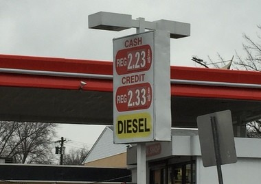 Gas prices are lower this week  How long will they last