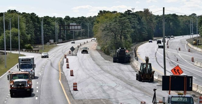 The biggest Turnpike and Parkway projects this year - nj com