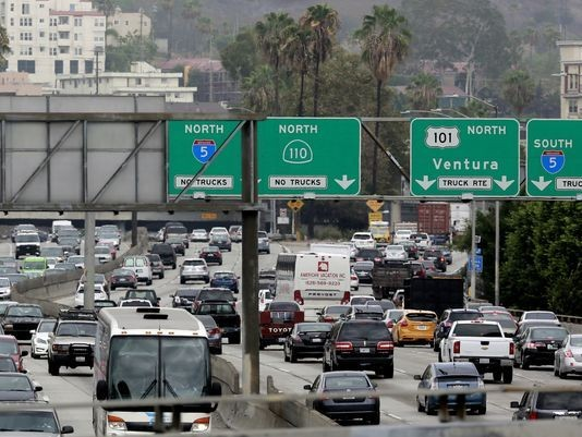 These are the 25 worst traffic hotspots in America  Four are here