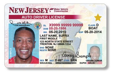 nj drivers licence renewal requirements