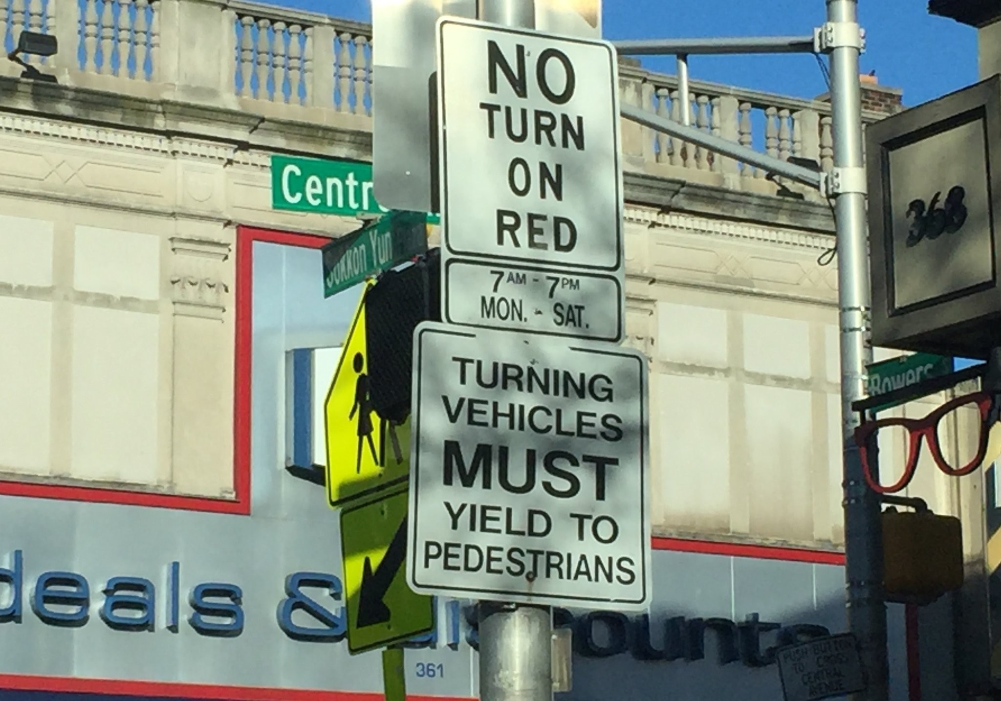 What S The Difference Between No Turn On Red And Stop Here On Red Signs Nj Com