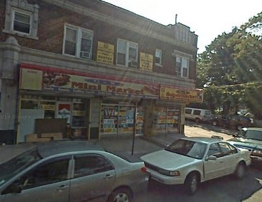 Elizabeth police said several people were seen standing outside a closed variety store on Westminster Avenue moments before gunshots were fired and one man was shot three times.