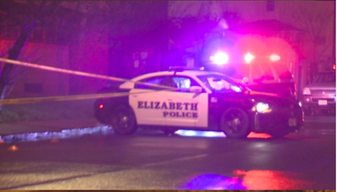 Elizabeth police were on scene at 860 Anna Street, reportedly investigating a multiple shooting.