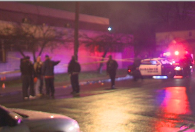 Elizabeth police are investigating a Tuesday night shooting at 860 Anna Street.