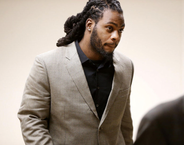 """Jets linebacker Jermaine Cunningham appeared in court Wednesday and pleaded not guilty to charges stemming from illegal disclosure of a person's sexual images, which is commonly known as """"revenge porn."""""""
