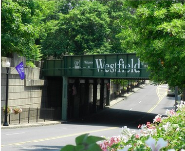 Normally quiet Westfield has been the center of a media blitz after news surfaced of a lawsuit claiming that a stalker has been sending homeowners mysterious letters. (file photo)