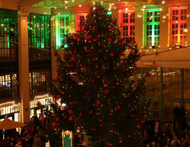File photo of the tree lighting in Asbury Park in 2014. After Roselle Park changed the name of its 'The Tree Lighting' to 'The Christmas Tree Lighting,' Councilwoman At-Large Charlene Storey quit, saying the move endorsed one religion over others. (MaryAnn Spoto | NJ Advance Media for NJ.com)
