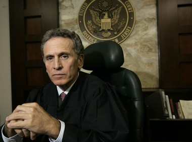 U.S. District Judge William Martini in a 2008 file photo. (Patti Sapone | The Star-Ledger)