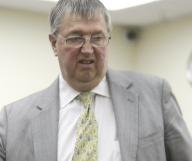 Defense attorney Robert DeGroot of Newark in 2014. (Patti Sapone | The Star-Ledger)