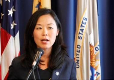 Acting Union County Prosecutor Grace Park. (NJ Advance Media file photo)