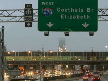Newark trucking company owes $74K for 712 toll violations, cops say