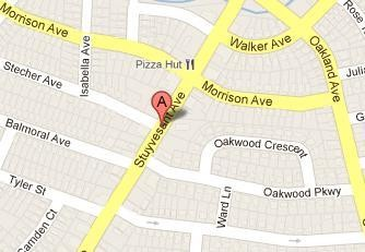 A Springfield man was killed after he was struck by a car while crossing Stuyvesant Avenue in Union Township.