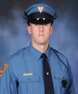 Trooper Brian McNally, 30, was killed in a crash in Pennsylvania Sunday.