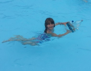 Kaleidoscope Learning Center offers fun science programs at Belvidere Regional Pool this summer.