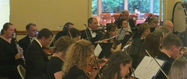 Local orchestra, the Stone Soup Symphony, is preparing for the area's 'Highlight of the Season,' on Dec. 13 at 3 p.m. in Hackettstown's First Presbyterian Church, 298 Main St. (courtesy photo)