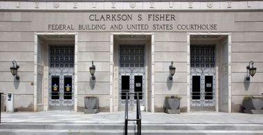 U.S. Courthouse in Trenton