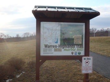 Marble Hill Natural Area Preserve's grand re-opening set for April