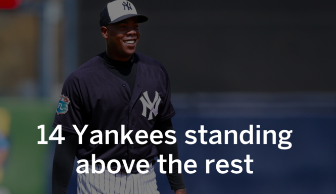 designer fashion 717a2 2ee8f 14 Yankees are 6-foot-4 or taller. Can you name them? - nj.com