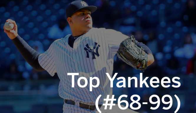 promo code 9a410 9c912 All-time best Yankees by jersey number (68-99) - nj.com