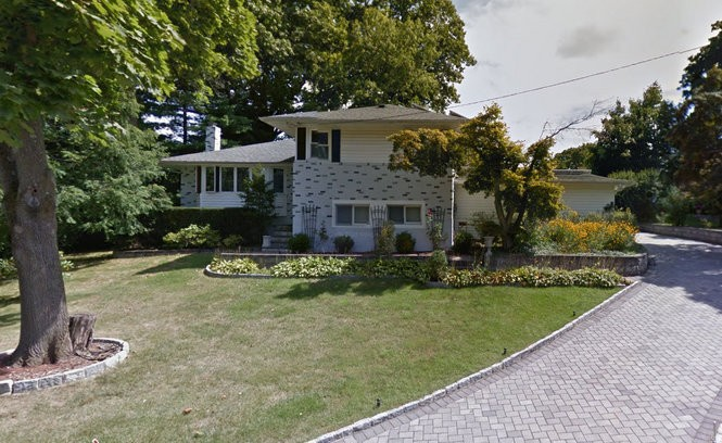 Ivan Nova reportedly trashed his White Plains, N.Y. home on 124 Sherman Ave. (Google maps)