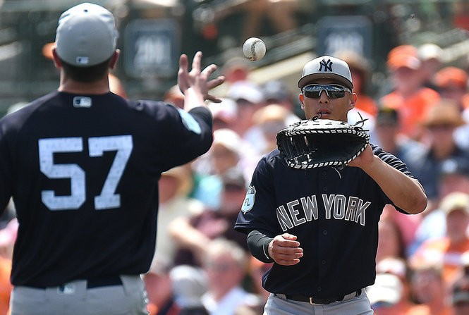 pretty nice 72b79 dcb62 Yankees biggest spring training duds so far - nj.com