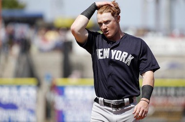 Outfielder prospect Clint Frazier is hitting .343 in 17 spring games. (Kim Klement | USA TODAY Sports)