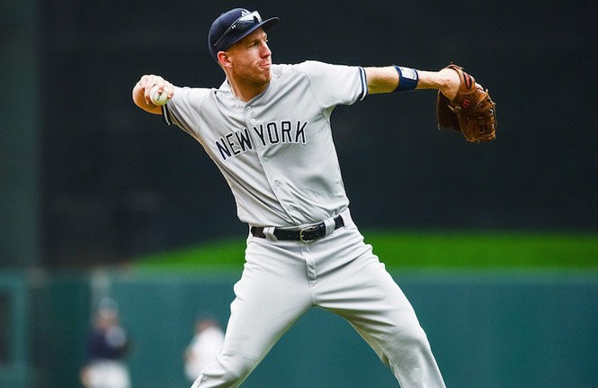premium selection d7da7 9bf62 Todd Frazier talks joining Yankees, wanting Paul O'Neill's ...