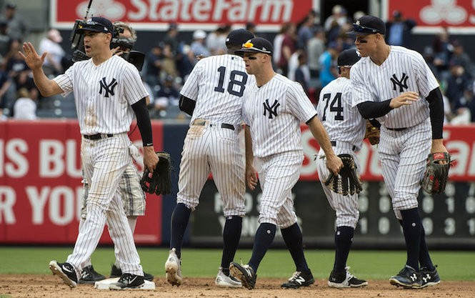 Why Yankees Still Can Get To World Series As Wild Card Njcom
