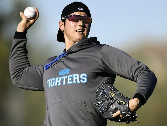 sale retailer 3105b aef39 Aaron Judge, 10 other Yankees weigh in on Shohei Ohtani ...