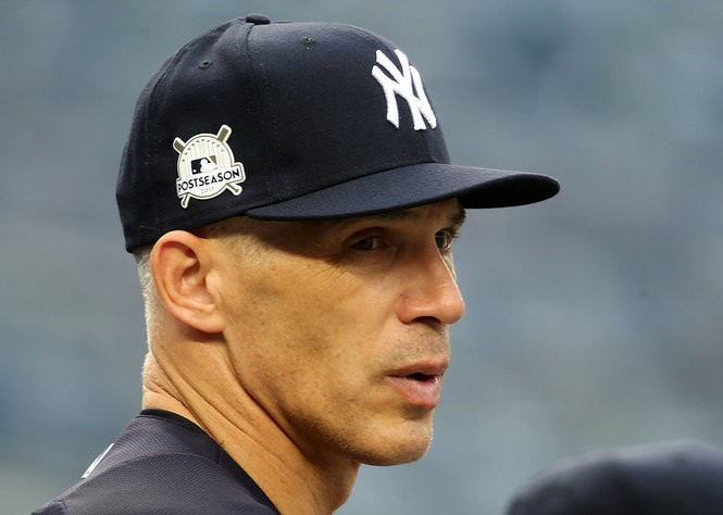After rough ALDS Game 2, Joe Girardi barely survives Game 3 (PHOTOS