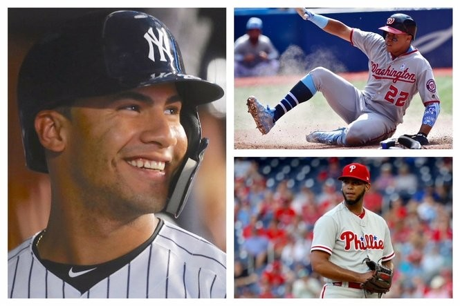 dd0539ad5054 Ranking MLB's top 50 rookies | Gleyber Torres among 5 Yankees on list