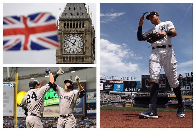 2019 Yankees schedule   Highlights include Red Sox in London