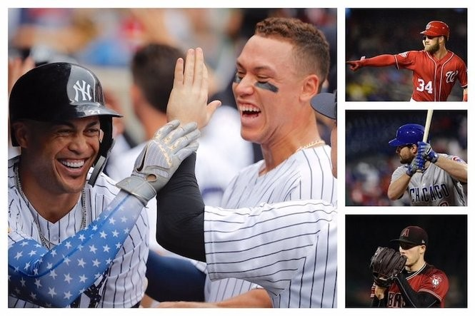 Projecting Yankees' 2019 Opening Day lineup, roster if they