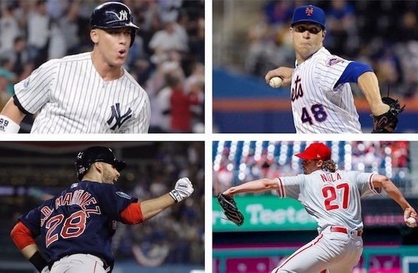 0d586dd7be0c World Series 2019 odds, free agency preview | Yankees or Astros No. 2 after  Red Sox?