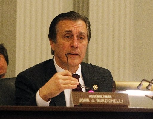 Assemblyman John J. Burzichelli seen in the 2013 file photo, sponsored the 'aid in dying' bill the Assembly Health Committee approved today.