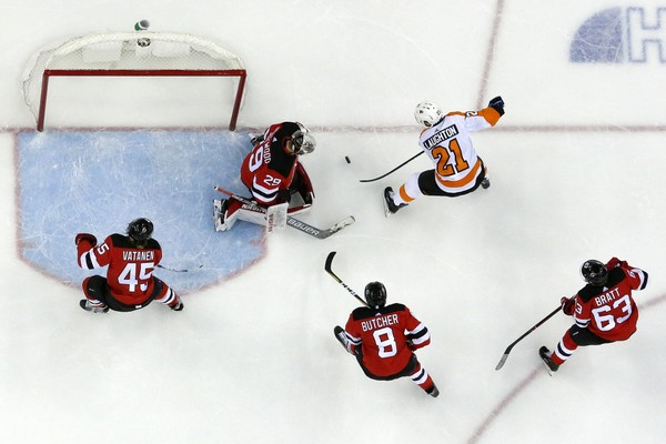 outlet store 73288 c631d New Jersey Devils vs. Philadelphia Flyers: LIVE score ...