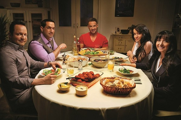 Mike 'The Situation' Sorrentino is back on reality TV, this time with his real family.