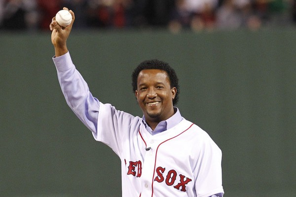 Voting for three-time Cy Young Award winner Pedro Martinez was a no-brainer. (Tim Farrell | The Star-Ledger)