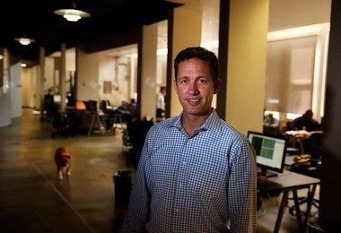Michael Bauer, senior vice president of global partnerships for the iSeatz software firm, visited New Orleans but never considered moving to the city, until he discovered its post-Hurricane Katrina potential.