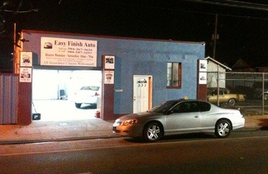 The 25-year-old owner of Easy Finish Auto, 331 Galvez St., fatally shot a customer's armed friend Thursday night after a dispute escalated and the friend made threats against the business owner, an NOPD spokesman said.
