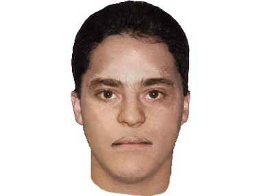 This is the sketch of a cab driver arrested in the rape of a woman in the 7600 block of Plum Street on May 2.