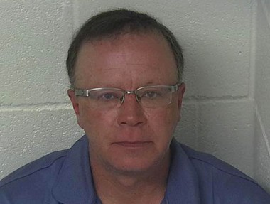 Mr. Move owner Dundwoodie McDuffie was booked in St. Tammany Parish on extortion and unauthorized use of a movable charges after his company allegedly withheld a womanas property when she would not pay an extravagant bill.